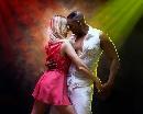 coppia ballerini balli latini salsa bachata capodanno foto