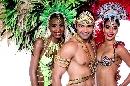 Ballerini Mascherati, musica latino americana, brasiliani, salsa, bachata foto