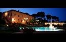 Vista di notte piscina Foto - Capodanno La Casina Rossa Perugia