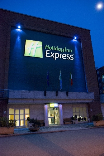 Capodanno City Hotel & Suites Foligno Foto