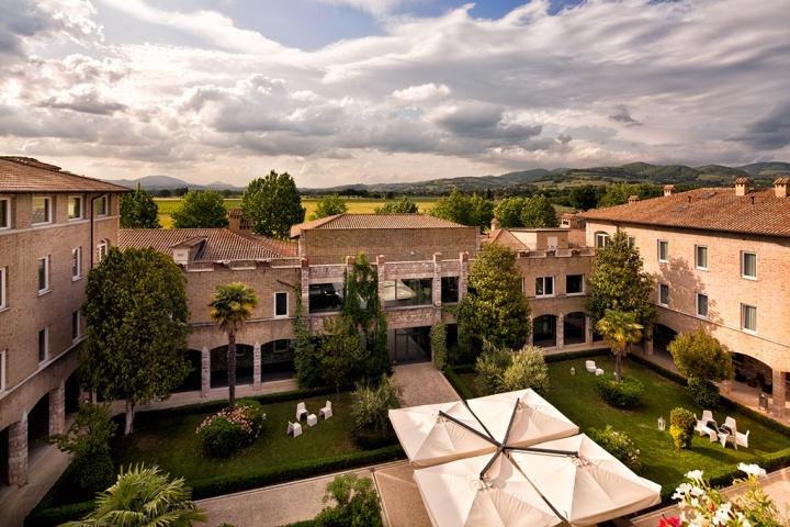 Capodanno Hotel Cenacolo Assisi Foto