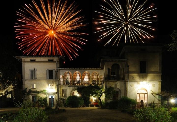 veglione ristorante villa taticchi Perugia ponte pattoli Foto