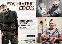 Capodanno 2016 Psychiartric Circus a Perugia Foto