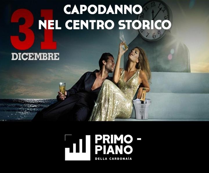 Capodanno Discoteca Primo Piano Perugia Foto
