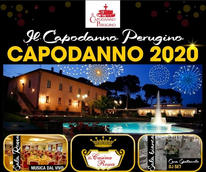 Capodanno Casina Rossa Perugia Foto