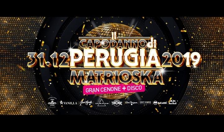Capodanno Matrioska Perugia Cenone e Disco Foto